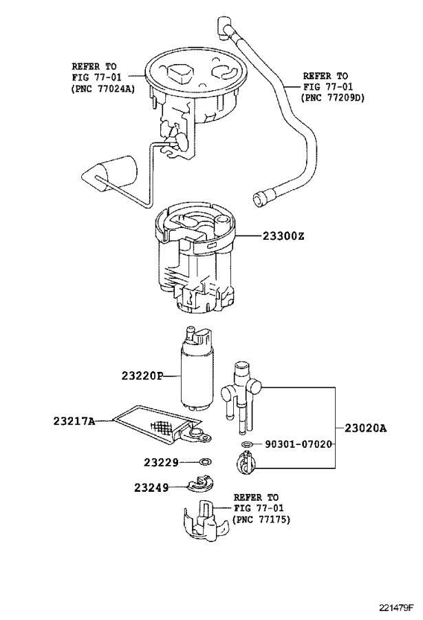 Lexus Ls 430 Engine Coolant Hose