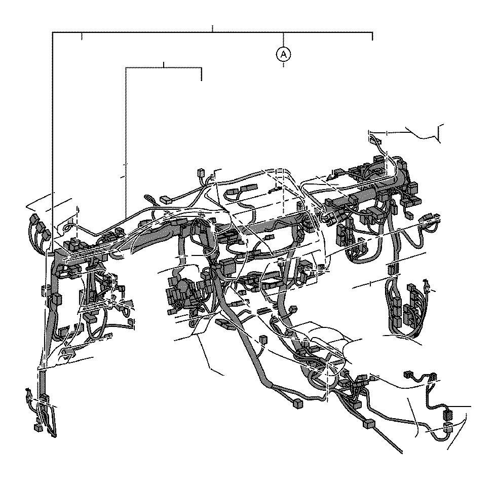 Lexus NX 200t Holder, Connector No. 4. Engine, Clamp