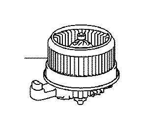 Lexus NX 200t Motor Sub-assembly, Blower With Fan. Air